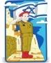 Магнитик - Солдат израильской армии