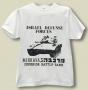 Футболка - Меркава - танковая война