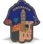 Магнитик - Хамса Иерусалим